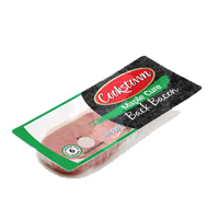 6 rashers of maple cure back bacon