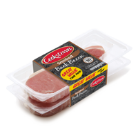 10 rashers twin pack of smoked back bacon
